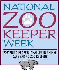 National Zoo Keeper Week is celebrated the 3rd week of every July.  Click to learn more...