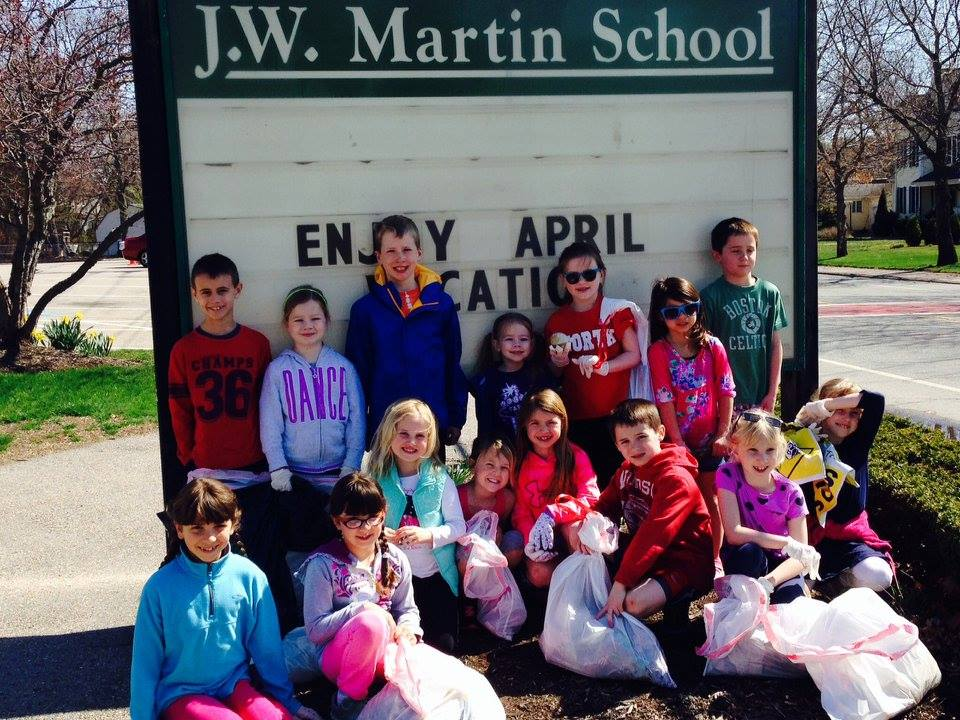 "M.O.K.I.E.S. (Moms Of Kids In Elementary School) had their 2nd Annual Earth Day Celebration on April 22nd. You may have seen ""some really great kids picking up trash at Martin School, Amvet Elementary, and Mason Field...""  Click to learn more about MOKIES and to read their latest posts..."