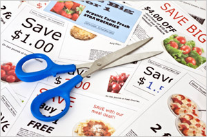 Click to find and print lots of coupons on our site!